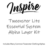 INSPIRE Essential System Alpha Layers [Tweenster Lite]