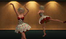 CMORE - Cherry Dress