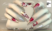 [FORMANAILS] BALLERINA -2- NAILS FOR MAITREYA -BENTO