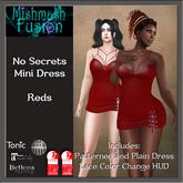 ~*MF*~ No Secrets Mini - Reds