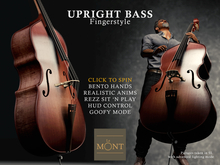 Upright Bass Fingerstyle