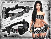 Asphyxia Photographer Belt