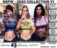 [ gi ] Kait Tee - 2020 NSFW v1 - White < add me >
