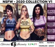 [ gi ] Kait Tee - 2020 NSFW v1 - Purple < add me >