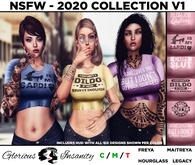 [ gi ] Kait Tee - 2020 NSFW v1 - Pink < add me >