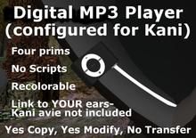 Kani MP3 Player