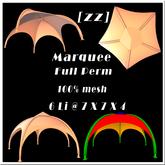 [zz] Marquee Full Perm 100% mesh 6Li