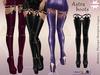 AURORA Astra boots Black