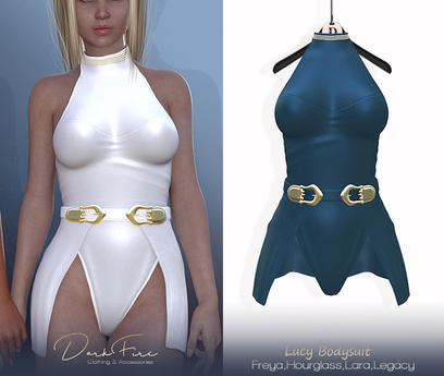 DarkFire Lucy Bodysuit #18