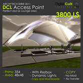 *** DCL Archi*Tech Access Point - perfect also like lounge area