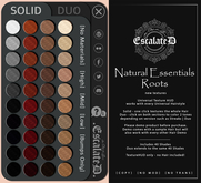 .EscalateD. Natural Essentials Roots Universal HUD