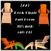 [zz] Deck Chair Full Perm 100% mesh 2Li