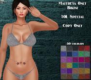 Maitreya Bikini 10L special