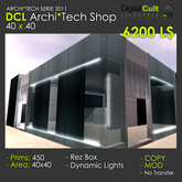 *** DCL Archi*Tech SHOP 40x40