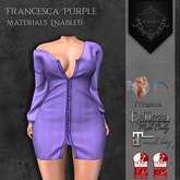 **Mistique** Francesca Purple {wear me and click to unpack)