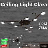 *DenPaMic* Ceiling Light Clara