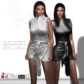 SEVEN - MELIA mesh Dress