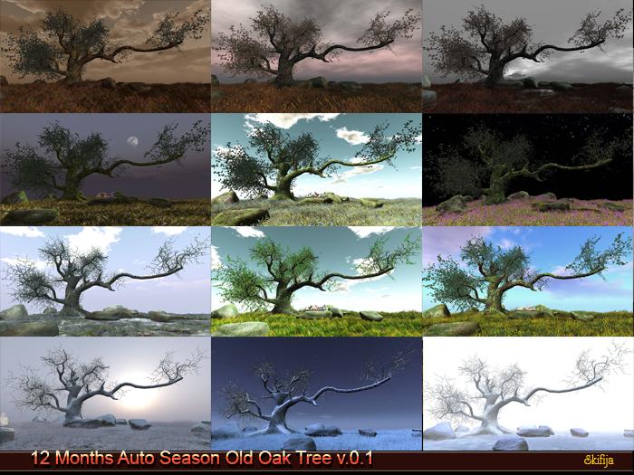 !Skifija 12 Months Auto Season Old Oak Tree v.0.1