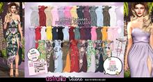 Astralia Clothing - Selene Dress (FATPACK)