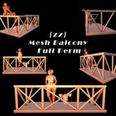 [zz] Balcony Full Perm 100% mesh 1LI+ Bonus