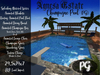 Agnesa Estate Champagne Pool (PG)