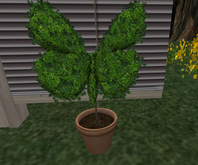 Sway's [Animal] Topiary . Butterfly no lights