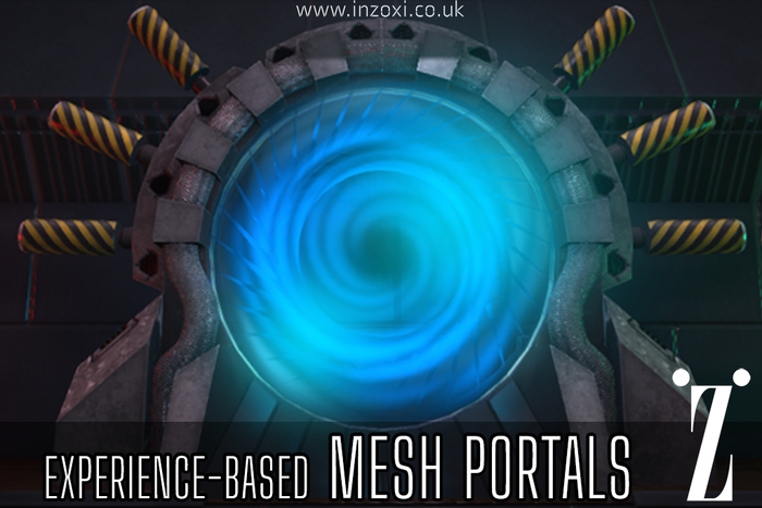 [inZoxi] - Experience Portal - Stenarus Blue