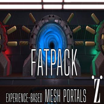 [inZoxi] - Experience Portals [FATPACK]