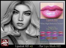 *!* Lipstick HD -2