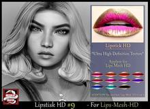 *!* Lipstick HD -9