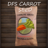 DFS Carrot Seed