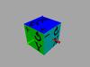 Fourmilab Orientation Cube
