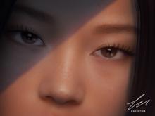 LU Cosmetics - Liyah Eyes Dark Brown