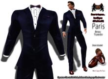 69ParkAveGQ Paris - Beau Tuxedo