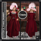 [RnR] Swag Fanny Country & Western Outfit. Includes HAT - Maitreya!