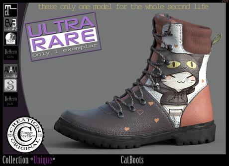 *!* CatBoots Unique -35