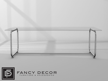 Fancy Decor: Nathan Coffee Table