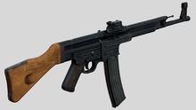 Full Perm Scripted Sturmgewehr 44 Assault Rifle WW2