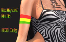 ~.lady mode.~ floetry arm band tattoo