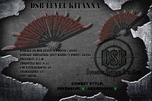 DSB LEVEL  KITANNA v1.2 BOX