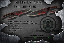 DSB LEVEL SHADOW and DARKNESS v1.2 BOX