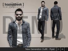 [ hoorenbeek ] NG Outfit - BOX - Ryan - DEMO [wear me]