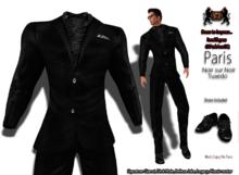 69ParkAveGQ - Paris Noir sur Noir Tuxedo