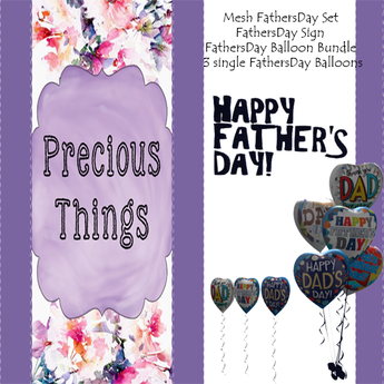 PreciousThings -FathersDay Set-Box
