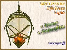 SCULPTURE - Life force - Light (5 LI) (Full perm)