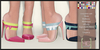 [HC] Imari Heels Fat Pack for Slink, Belleza, Maitreya, eBody, Signature, Legacy & Tonic