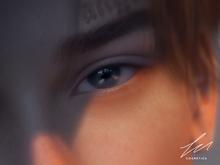 LU  - Rosalia Eyes Dark Blue