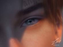 LU  - Rosalia Eyes Ice Blue