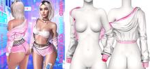 Spoiled - Gamer Girl Jacket White