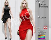 [Vips Creations] - DEMO - Original Mesh Dress - [Mora]FITTED